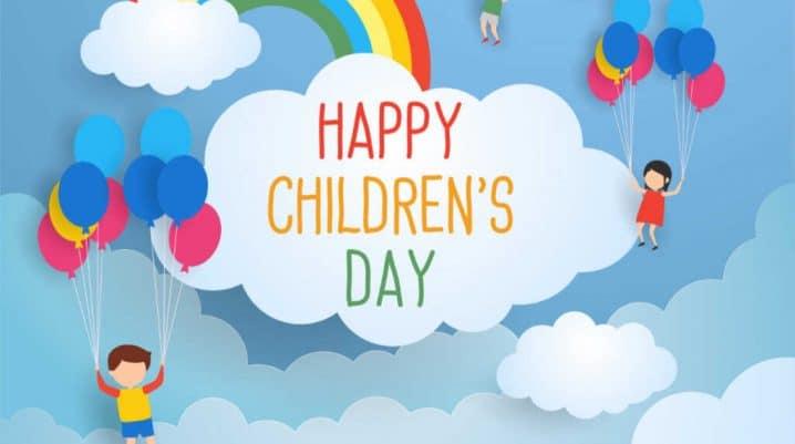 Children's Day Essay in english