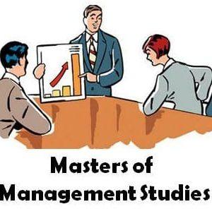 Master in Management Studies