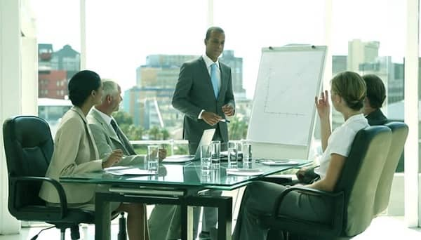 MBA Corporate Management Course