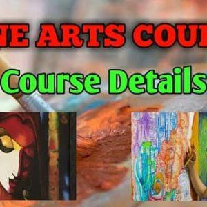 Bachelor of Fine Arts (BFA) Course